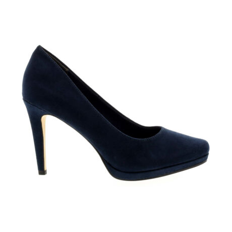 Tamaris pumps navy805 kék  177941_A