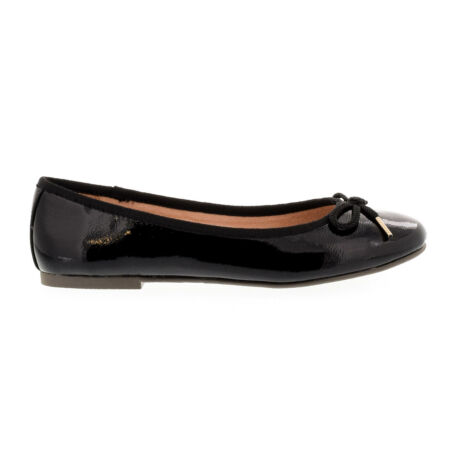 Tamaris balerina black patent 018 fekete  177972_A