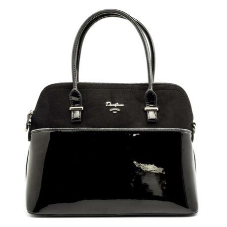 David Jones női műbőr táska black fekete 1.0 178365_A