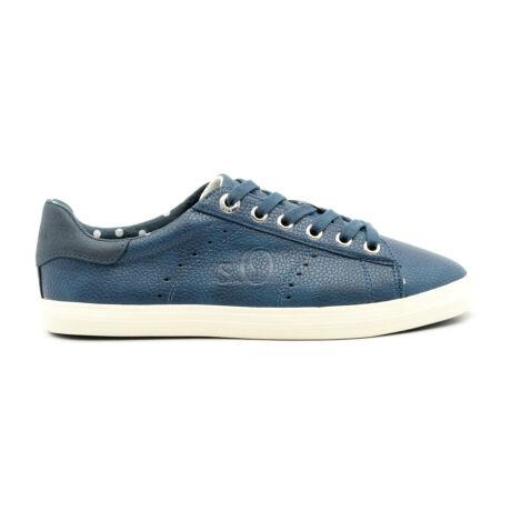 S.Oliver fűzős félcipő navy805 kék  178496_A