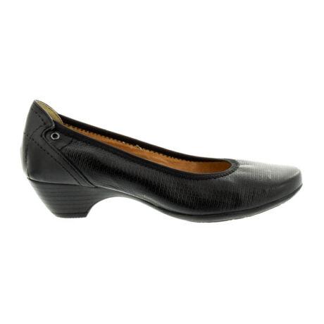 Jana pumps black001  fekete  178621_A