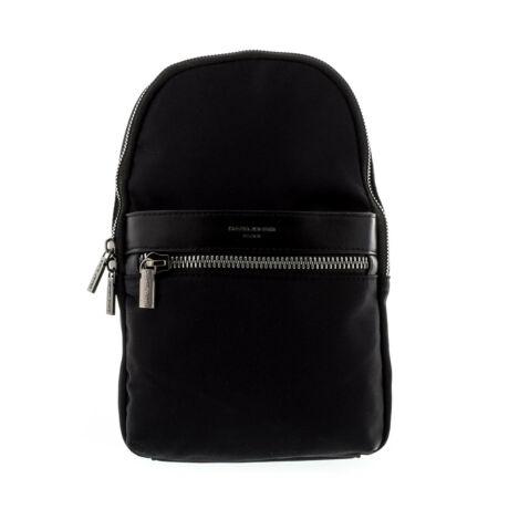 David Jones női műbőr táska black fekete  179266_A