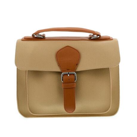 Dublin női műbőr táska apricot beige 1.0 179721_A