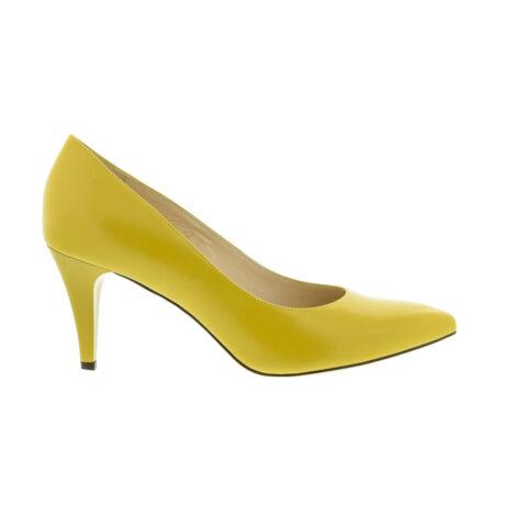Anis pumps mustarda sárga  180019_A
