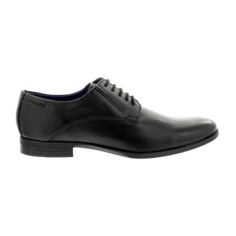 Bugatti férfi félcipő black 1000  fekete  180498_A