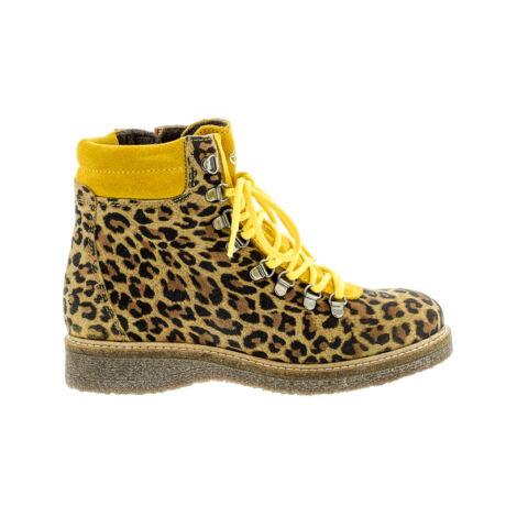 Tamaris bokacipő leo-yellow389  sárga  180677_A
