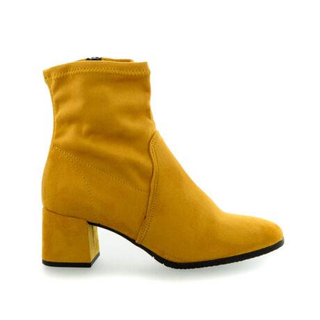 Tamaris bokacsizma sárga  180744_A