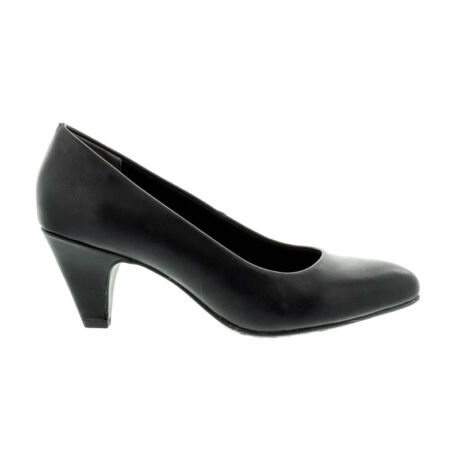 Tamaris pumps black matt020 fekete  181002_A