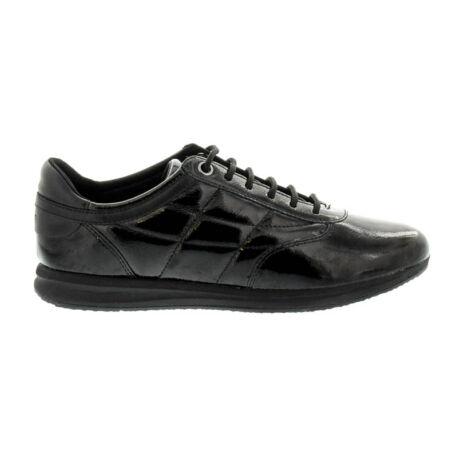 Geox női félcipő black C9999  fekete  181445_A