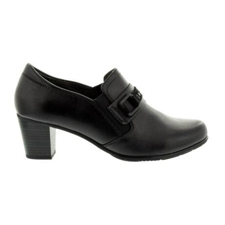 Jana félcipő black001 fekete  181529_A