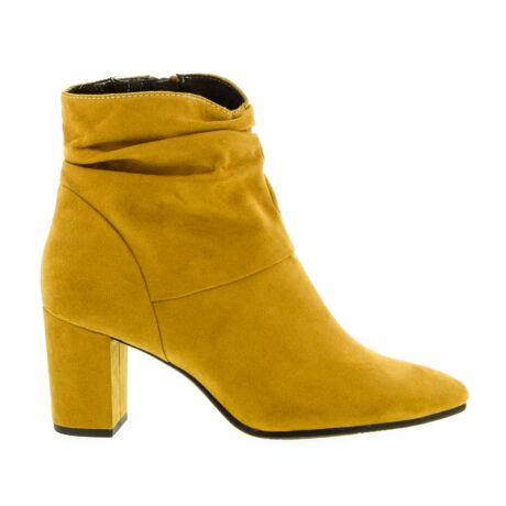 Marco Tozzi bokacsizma mustard606 sárga  181565_A