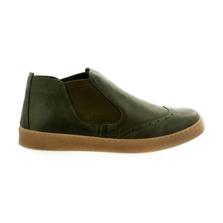 Mago cugos félcipő khaki 2987 zöld 40.0 182410_A