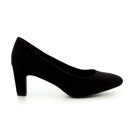Tamaris pumps black001 fekete  183627_A