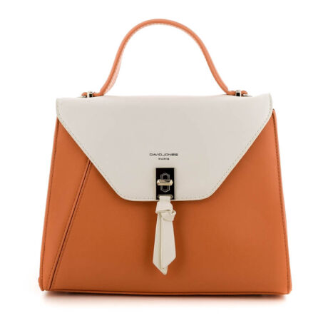 David Jones női műbőr táska peach rózsaszín  184799_A