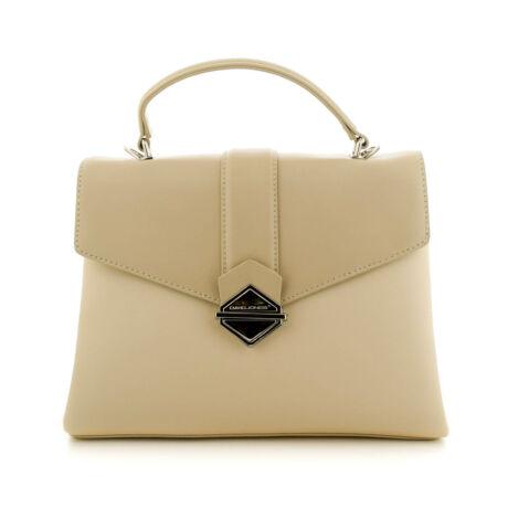 David Jones női műbőr táska beige beige  184849_A