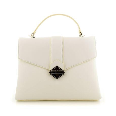 David Jones női műbőr táska white fehér  184851_A