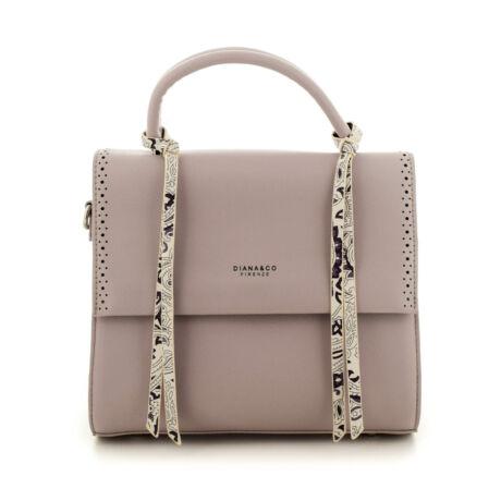 Diana női műbőr táska lilac lila  184962_A