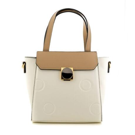 Micussi női műbőr táska white fehér  185064_A