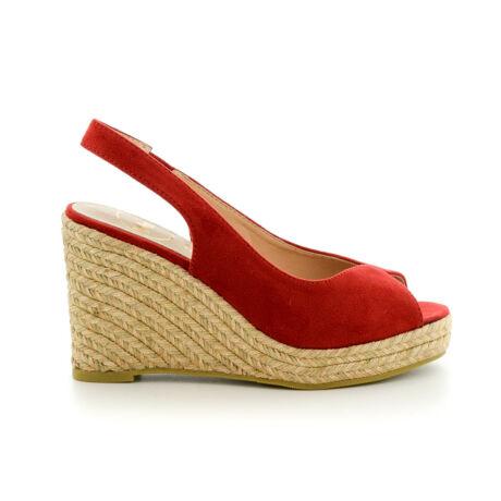 Woz női szandál rosso  piros  185722_A