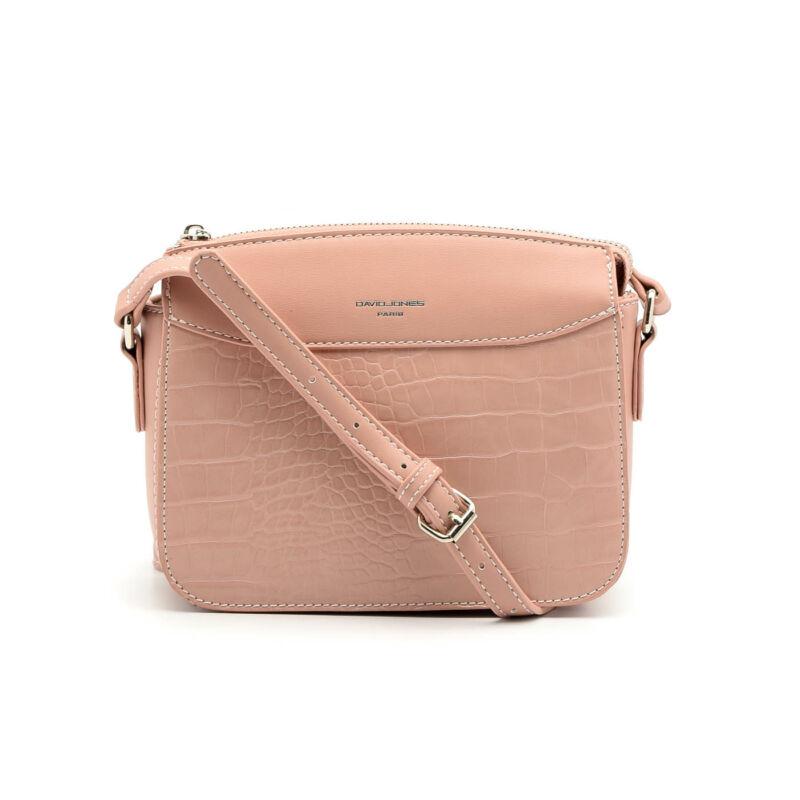 571f4e38cf4d David Jones női műbőr táska pink rózsaszín 1.0