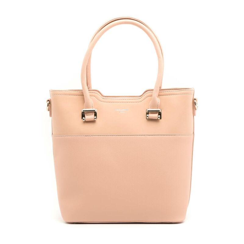 908345840b4b David Jones női műbőr táska pink rózsaszín 1.0 178899_A Katt rá a  felnagyításhoz