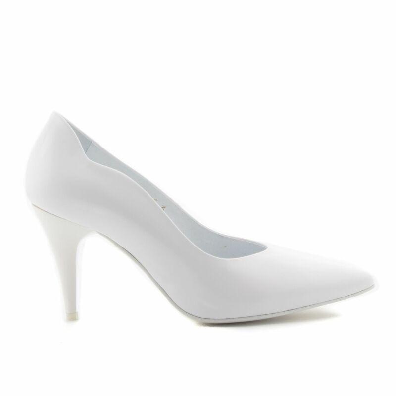 Anis pumps fehér  153578_A