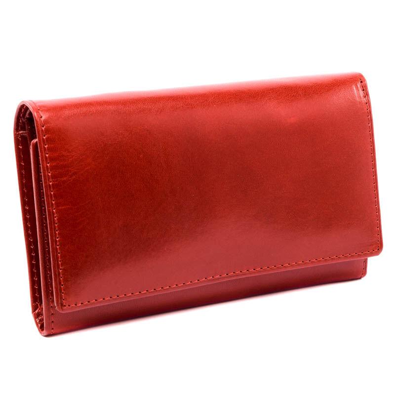 Centro Pelle bőr pénztárca/rosso piros  157073_A