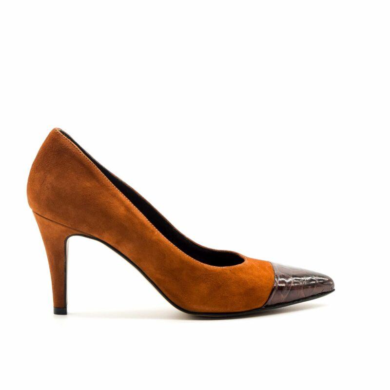 Tamaris pumps piros  165904_A