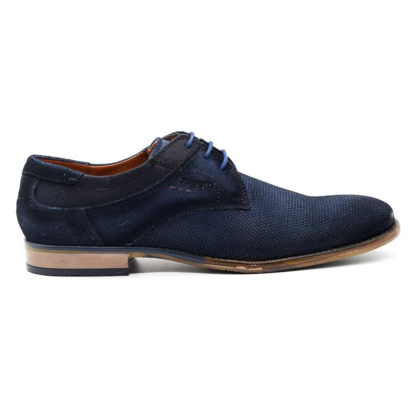 Bugatti félcipő kék  168647_A