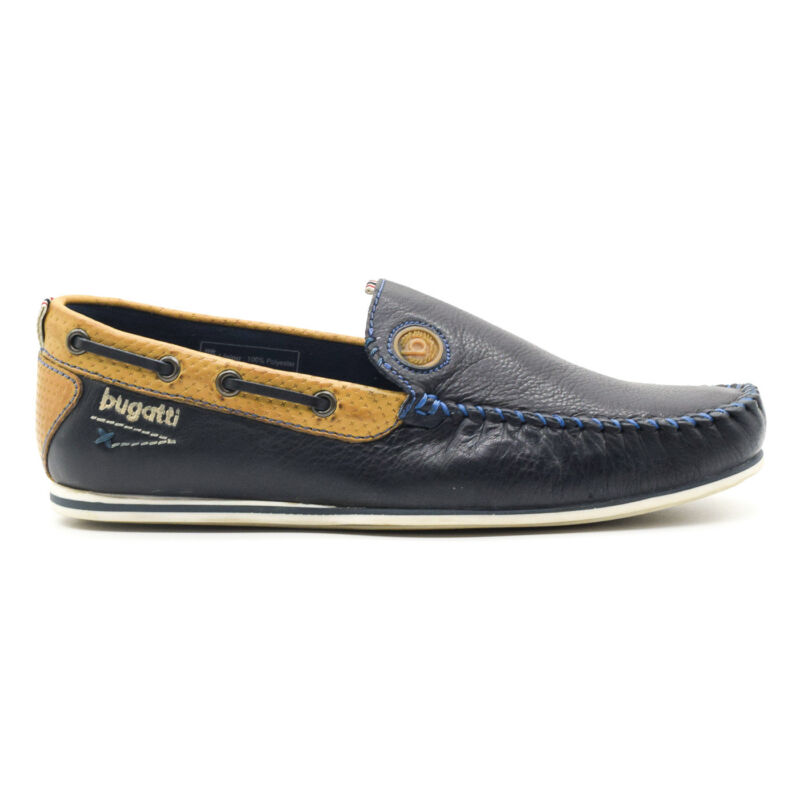 Bugatti félcipő kék  168653_A