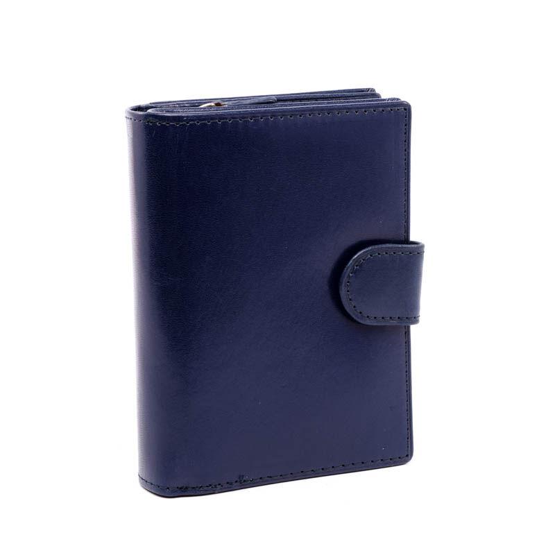 Centro Pelle bőr pénztárca/blu kék  170173_A