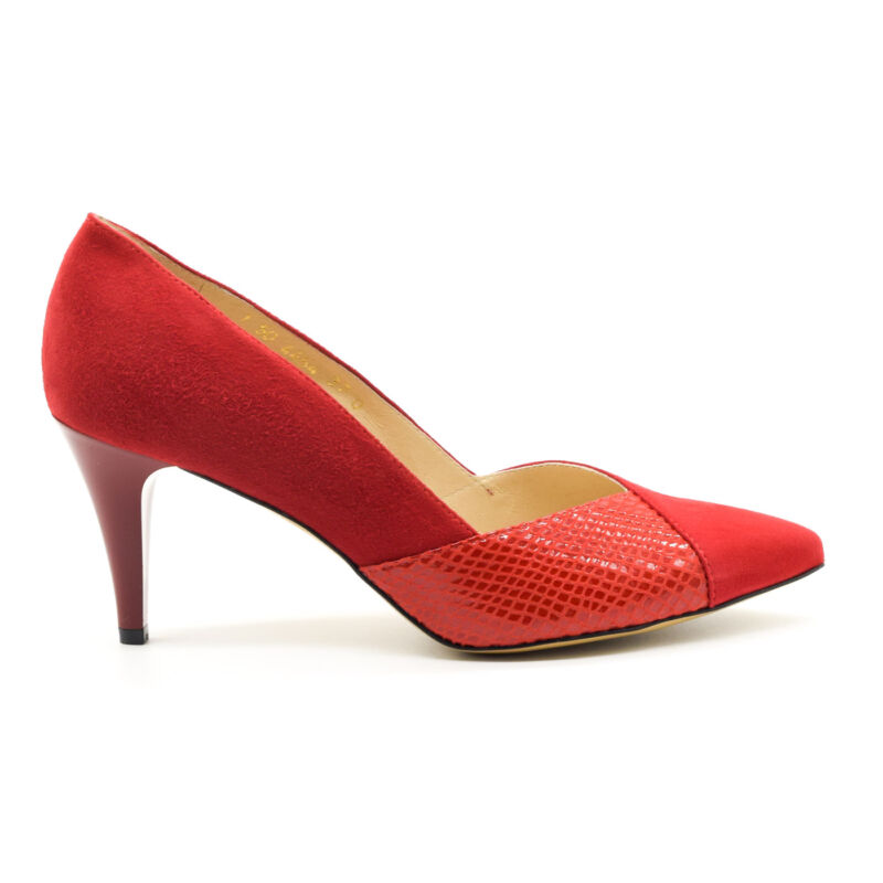 Anis pumps piros  171020_A