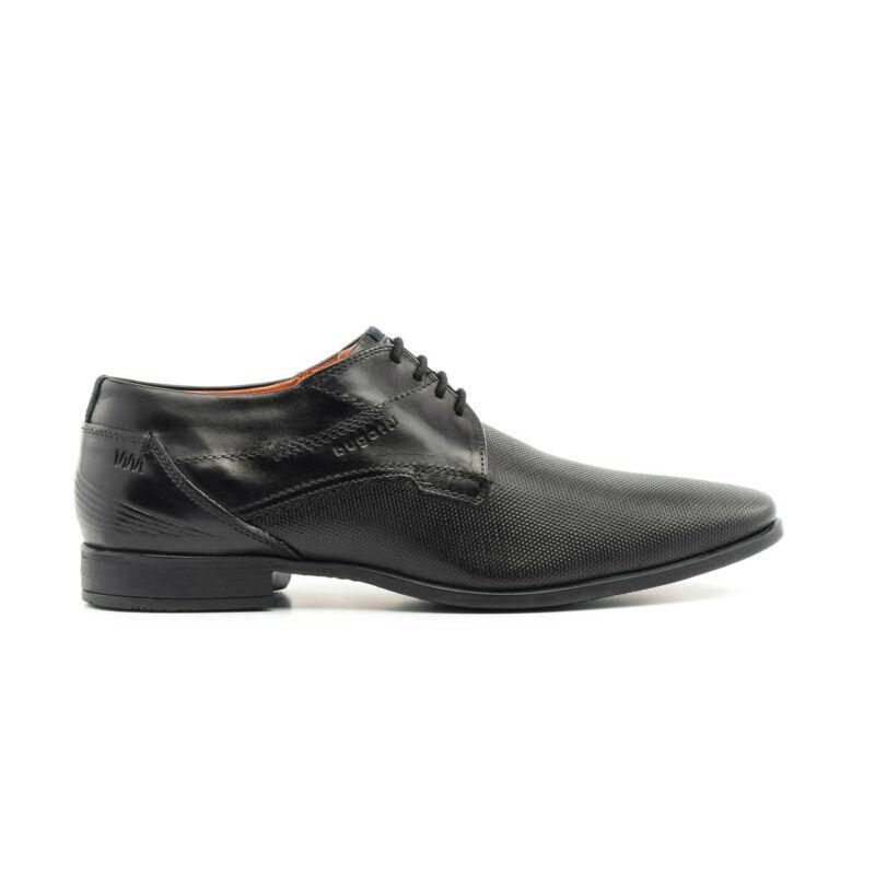 Bugatti félcipő fekete  171314_A