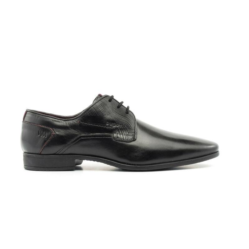 Bugatti félcipő fekete  171320_A