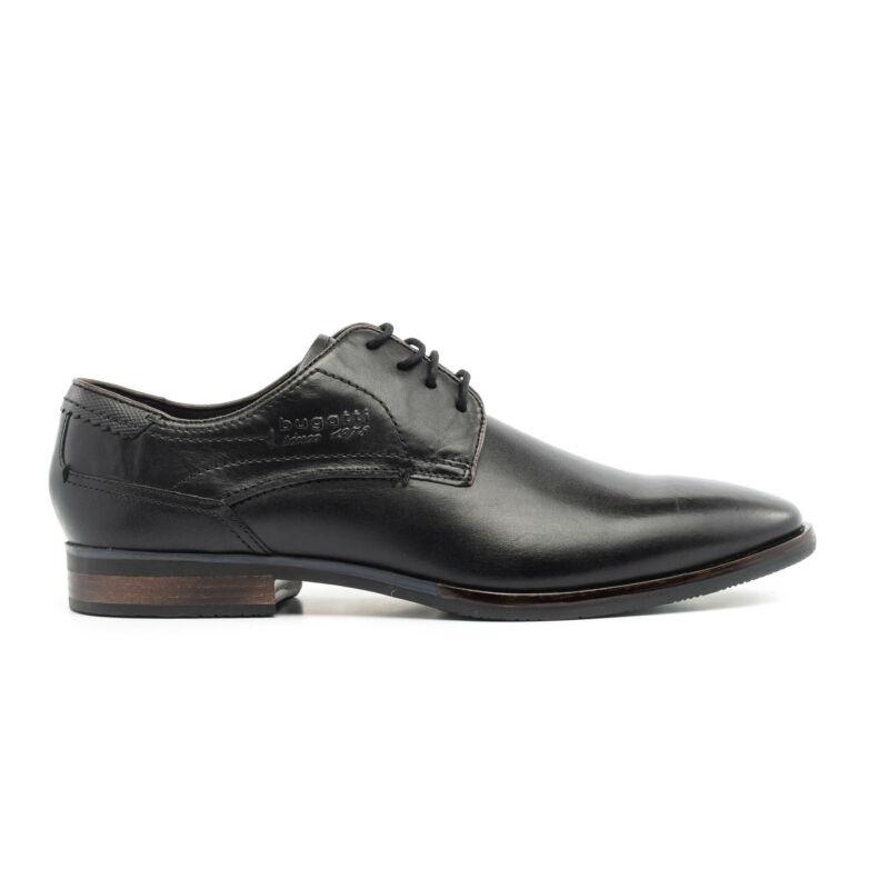 Bugatti félcipő fekete 44.0 172151_A