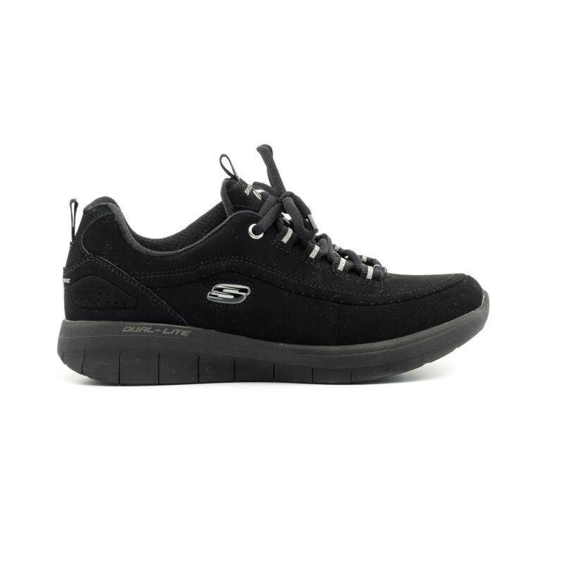 Skechers félcipő fekete  172350_A
