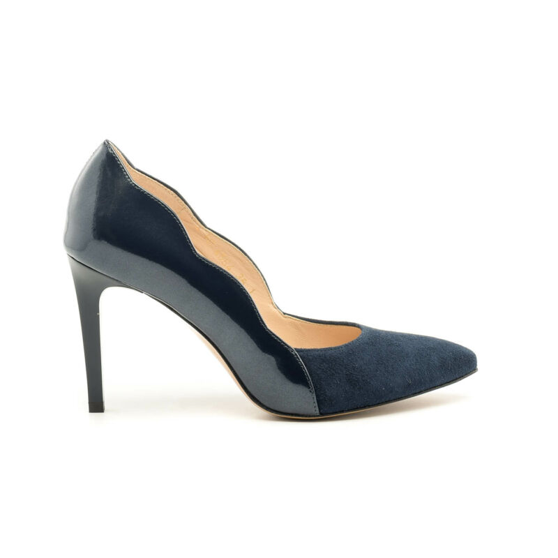 Anis pumps kék  172984_A