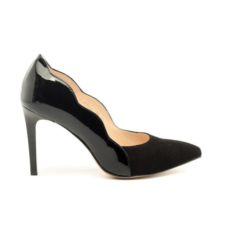 Anis pumps fekete  172985_A