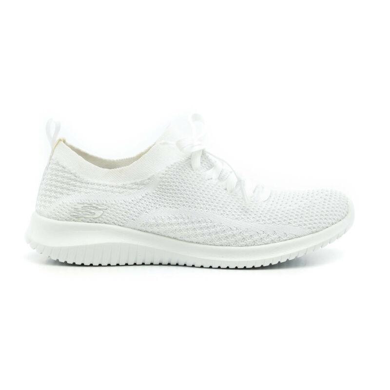 Skechers félcipő fehér  173527_A