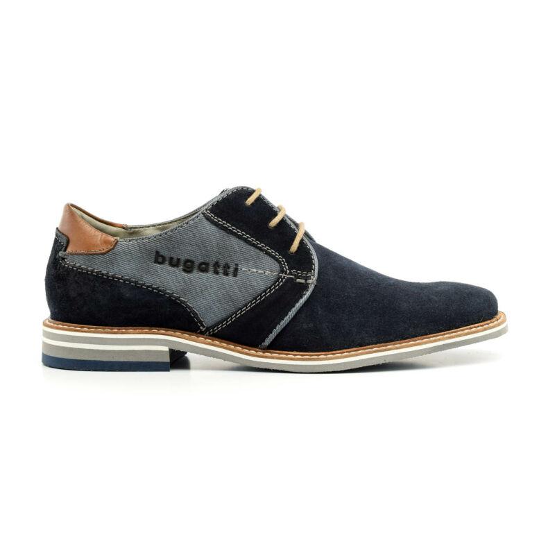 Bugatti félcipő kék 45.0 173766_A