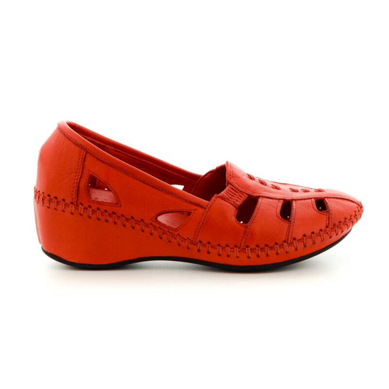 Mago félcipő piros  175049_A