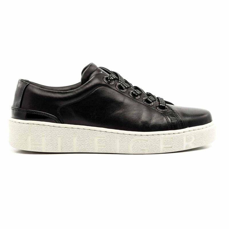 Tommy Hilfiger sneaker fekete  177332_A