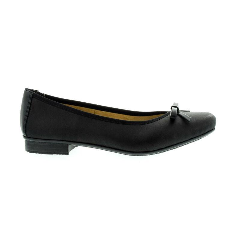 Rieker női félcipő schwarz00 fekete  177772_A