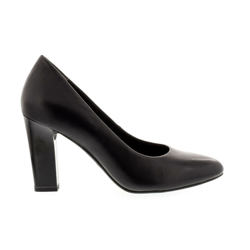Tamaris pumps black001 fekete  177912_A