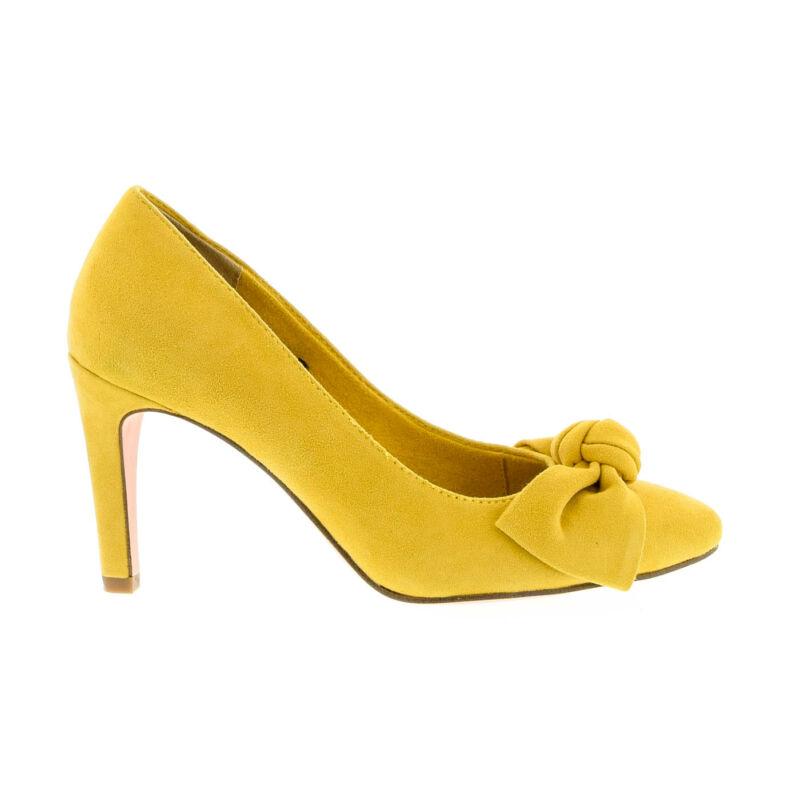 Tamaris pumps sun602 sárga  177920_A