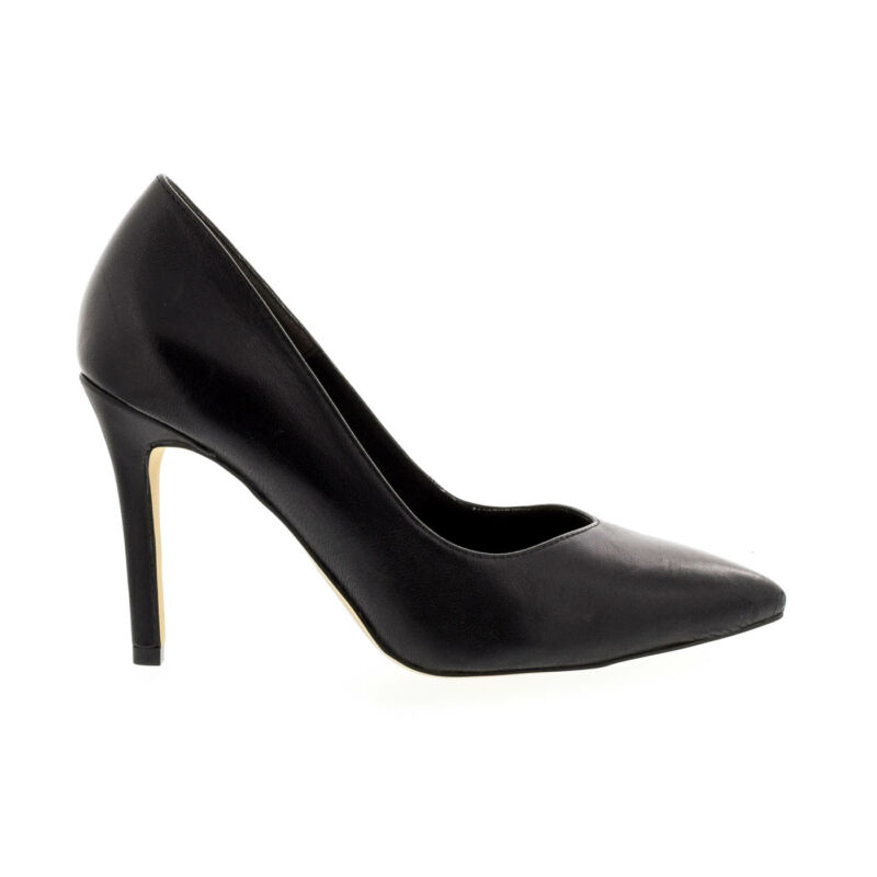 Tamaris pumps black001 fekete  177927_A
