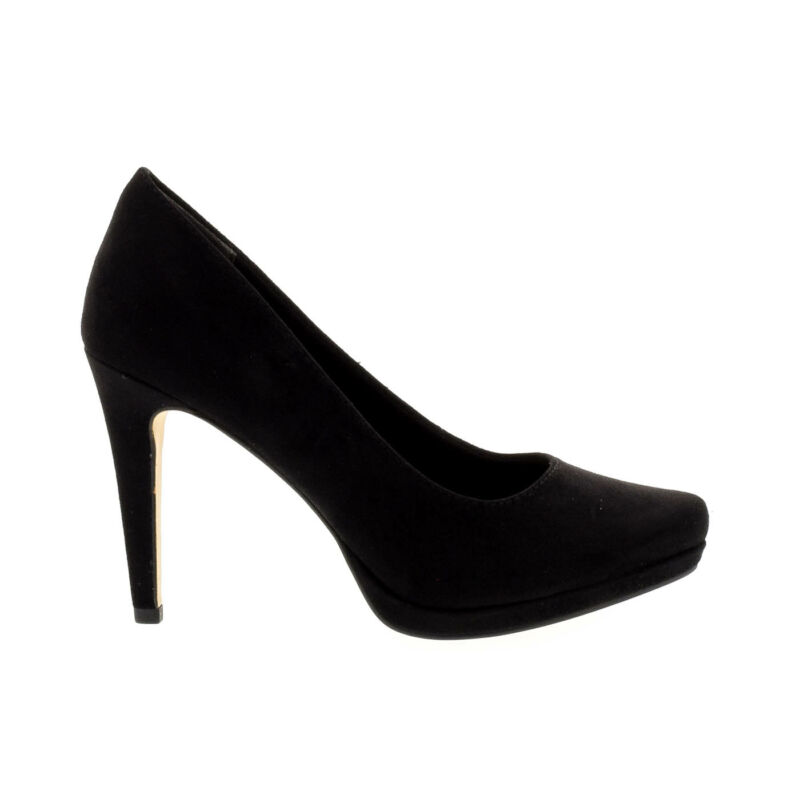 Tamaris pumps black001 fekete  177938_A
