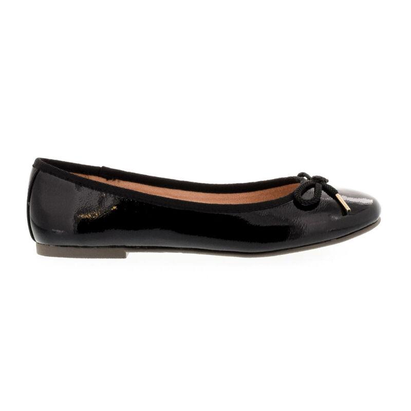 Tamaris balerina black patent 018 fekete 37.0 177972_A
