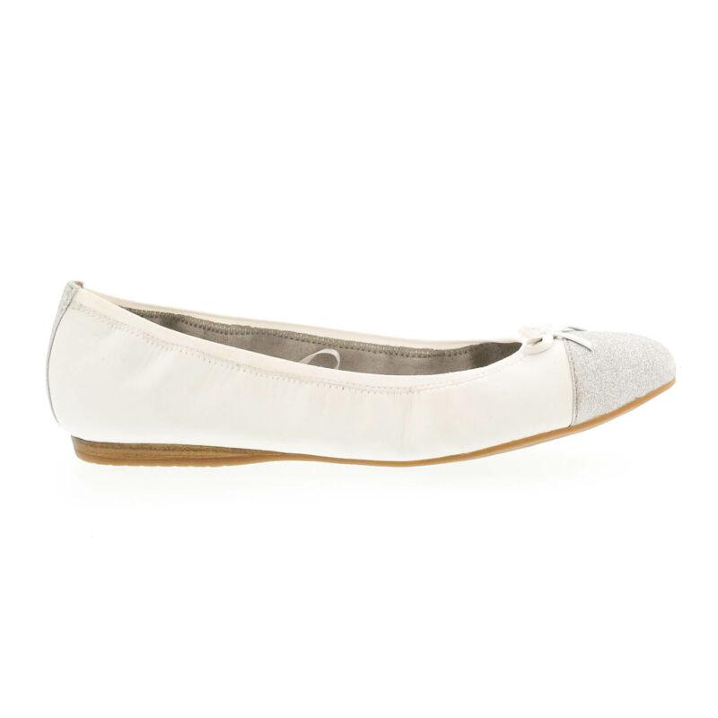Tamaris balerina white100 fehér  177975_A