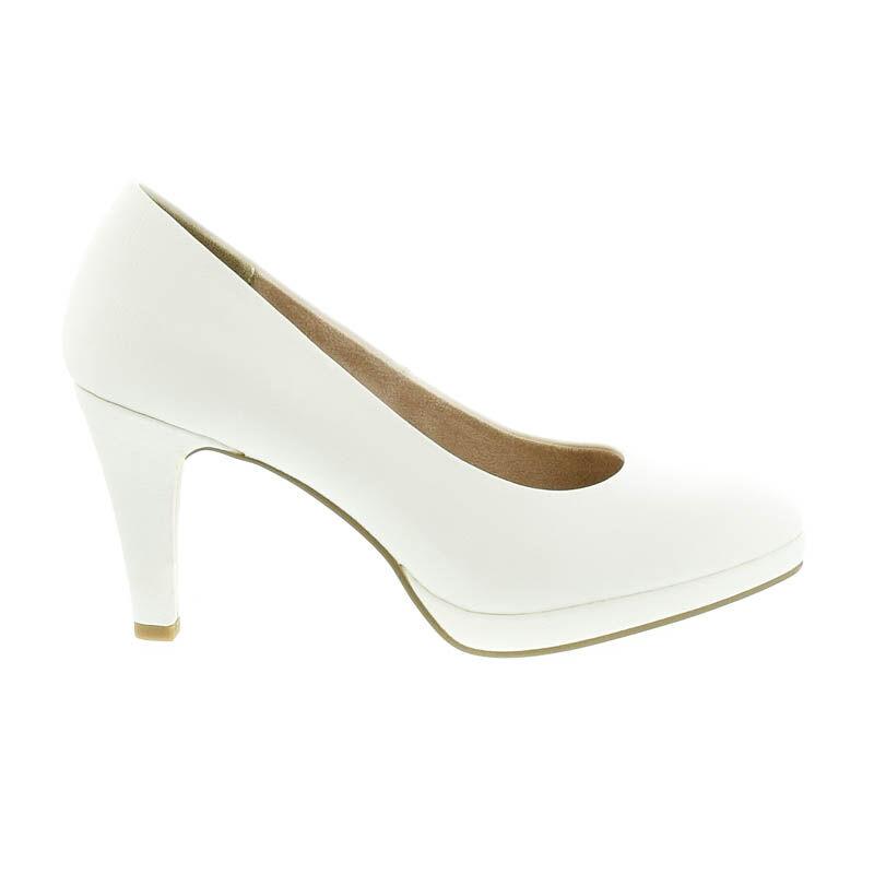 Marco Tozzi pumps white100 fehér  178400_A